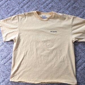 Men's Columbia T Shirt